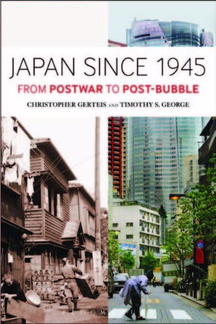 Picture of Japan Since 1945: From Postwar to Post-Bubble