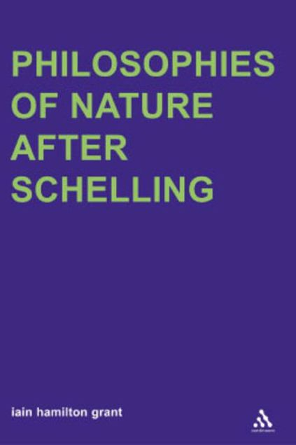 Picture of Philosophies of Nature After Schelling