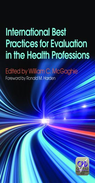 Picture of International Best Practices for Evaluation in the Health Professions