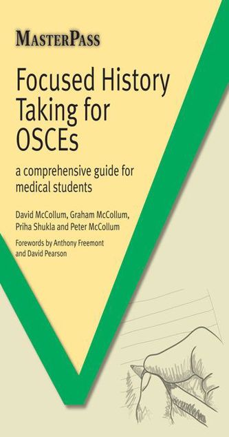Picture of Focused History Taking for OSCEs: a comprehensive guide for medical students