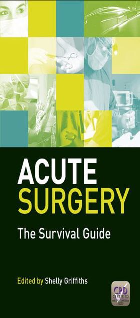 Picture of Acute Surgery: The Survival Guide