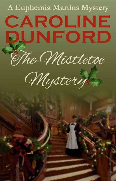 Picture of The Mistletoe Mystery: A Euphemia Martins Mystery