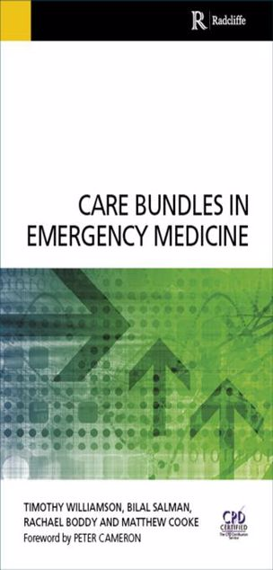 Picture of Care Bundles in Emergency Medicine