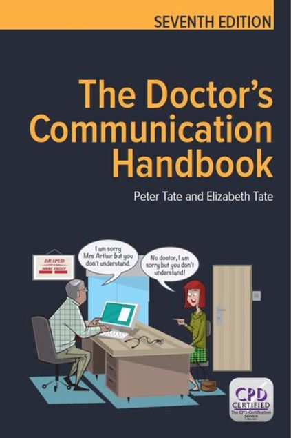 Picture of The Doctor's Communication Handbook 7e