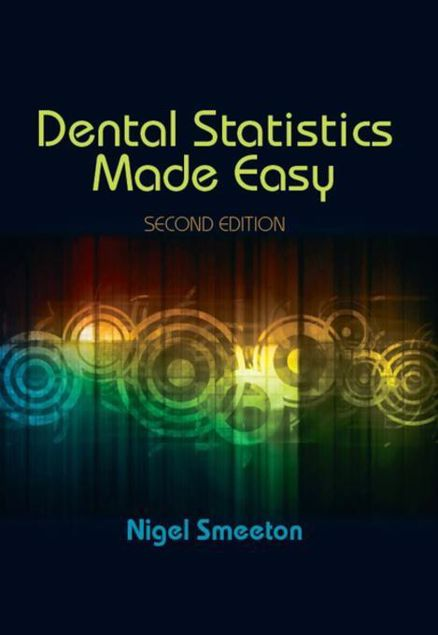 Picture of DENTAL STATISTICS MADE EASY ELECTRONIC