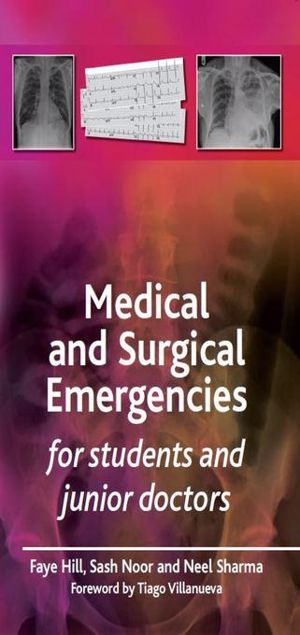 Picture of Medical and Surgical Emergencies for Students and Junior Doctors