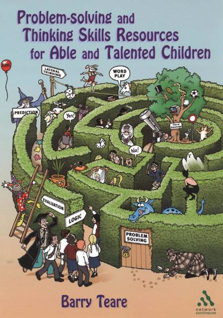 Picture of Problem-Solving and Thinking Skills Resources for Able and Talented Children