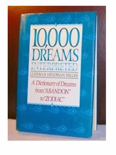 Picture of A Dictionary Of Dreams
