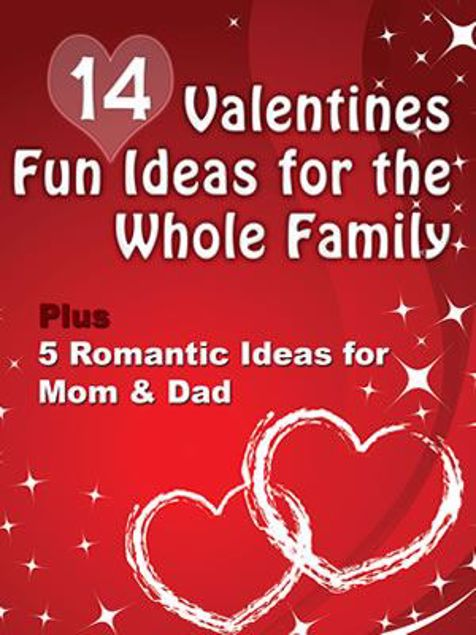 Picture of 14 Valentines Fun Ideas for Whole Family