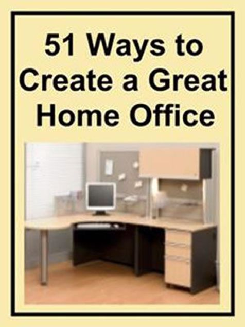 Picture of 51 Ways to Create a Great Home Office