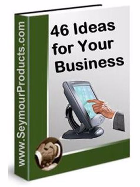 Picture of 46 Ideals For Your Business