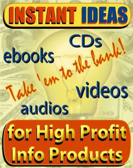 Picture of Instant Ideas