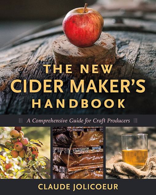 Picture of The New Cider Maker's Handbook: A Comprehensive Guide for Craft Producers