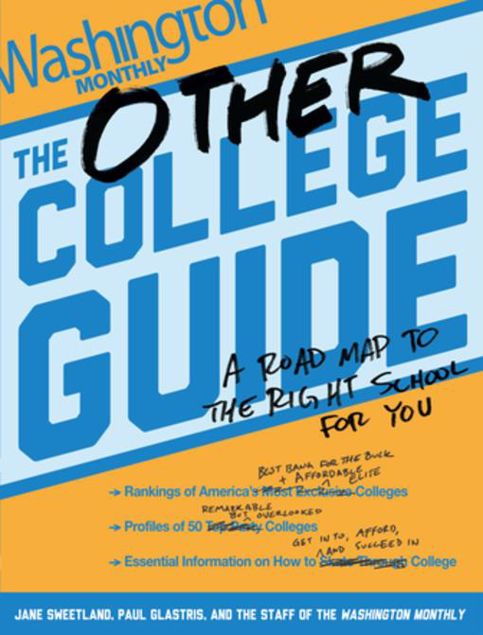 Picture of The Other College Guide: A Roadmap to the Right School for You