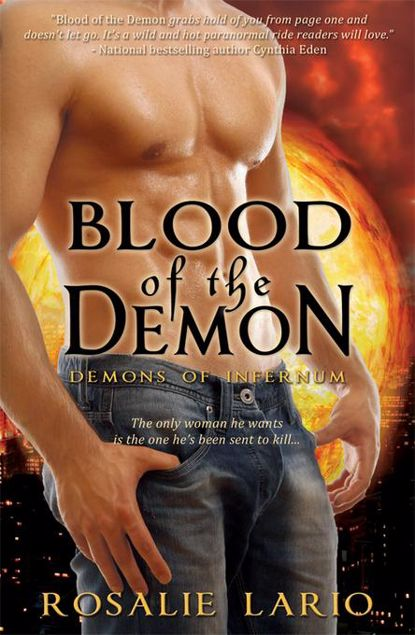 Picture of Blood of the Demon
