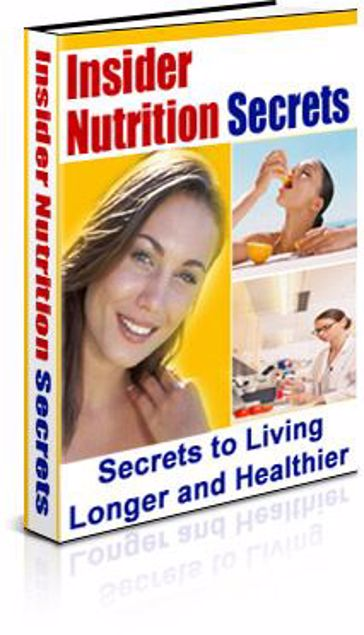 Picture of Insider Nutrition Secrets