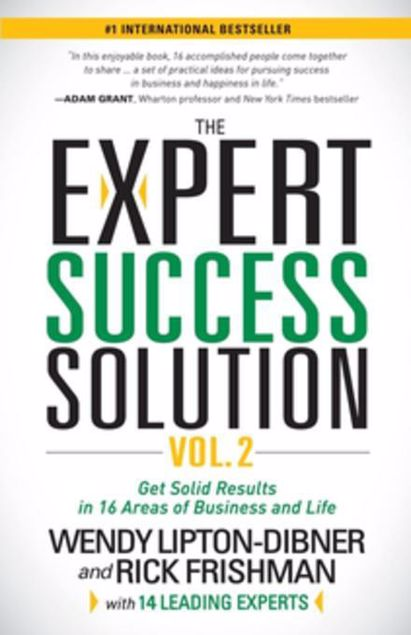 Picture of The Expert Success Solution: Get Solid Results in 16 Areas of Business and Life