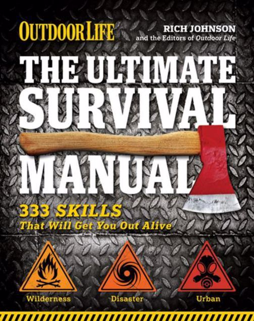 Picture of Outdoor Life: The Ultimate Survival Manual: 333 Skills that Will Get You Out Alive