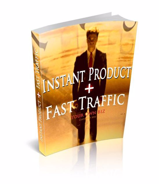Picture of Instant Product Plus Fast Traffic