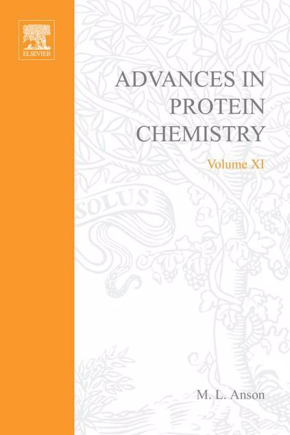 Picture of ADVANCES IN PROTEIN CHEMISTRY VOL 11