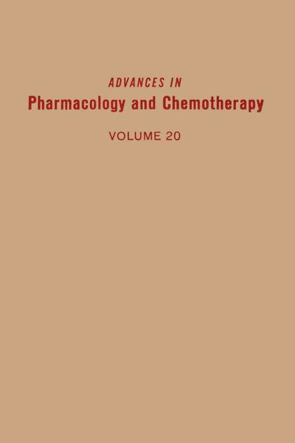 Picture of ADV IN PHARMACOLOGY &CHEMOTHERAPY VOL 20