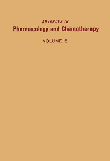 Picture of ADV IN PHARMACOLOGY &CHEMOTHERAPY VOL 15