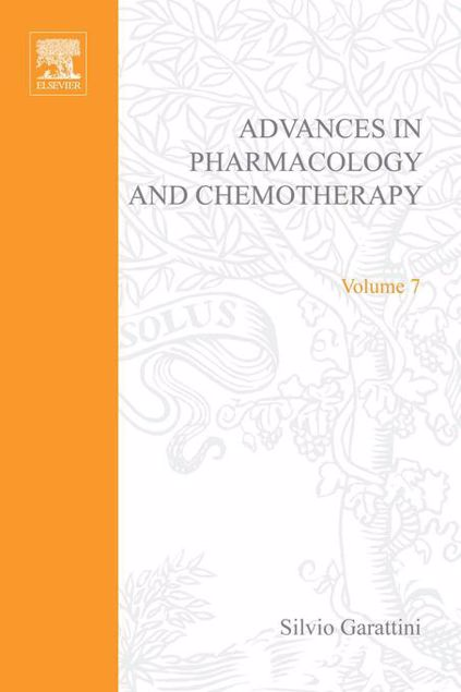 Picture of ADV IN PHARMACOLOGY &CHEMOTHERAPY VOL 7