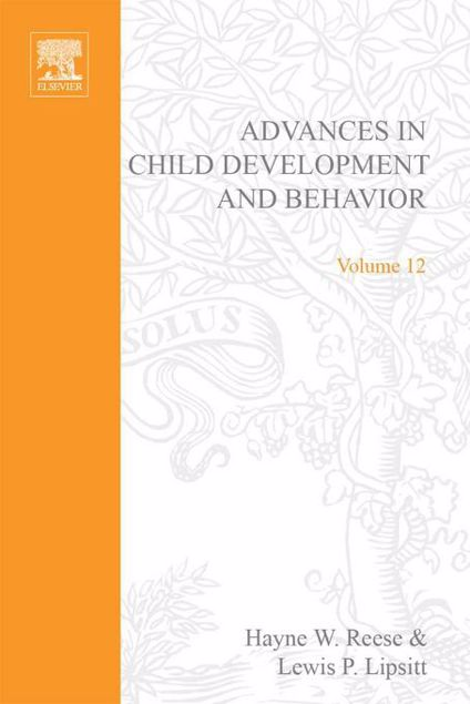 Picture of ADV IN CHILD DEVELOPMENT &BEHAVIOR V12
