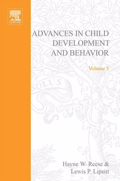 Picture of ADV IN CHILD DEVELOPMENT &BEHAVIOR V 5