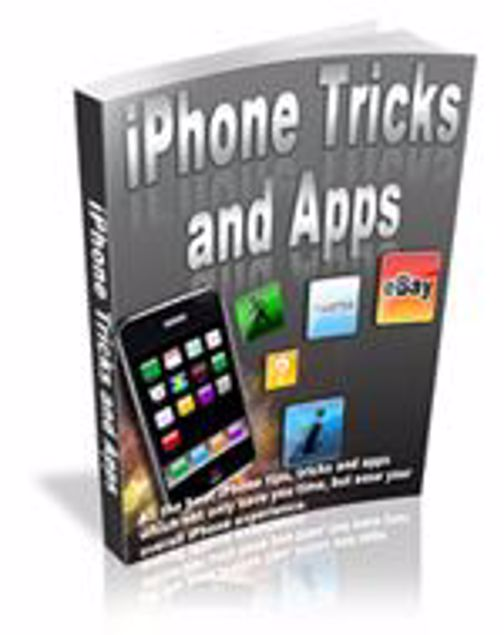Picture of iPhone Tricks And Apps