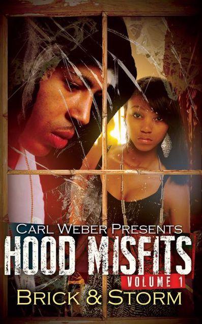 Picture of Hood Misfits Volume 1: Carl Weber Presents