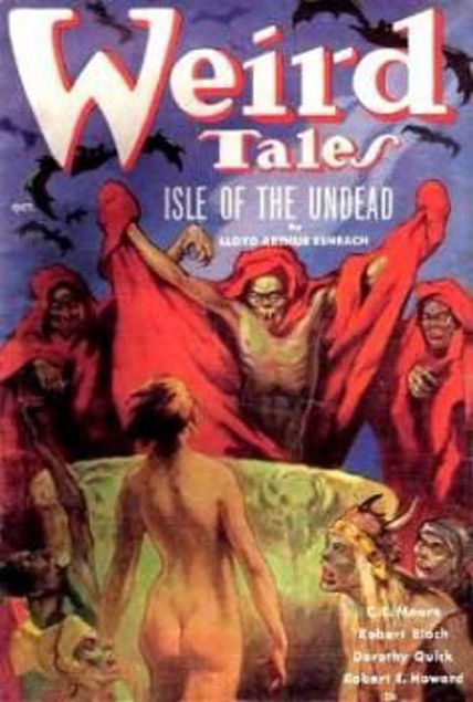 Picture of Weird Tales