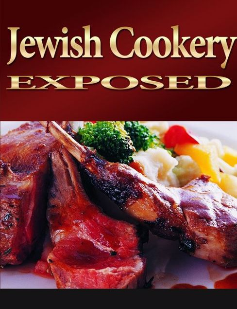 Picture of Jewish Cookery Exposed