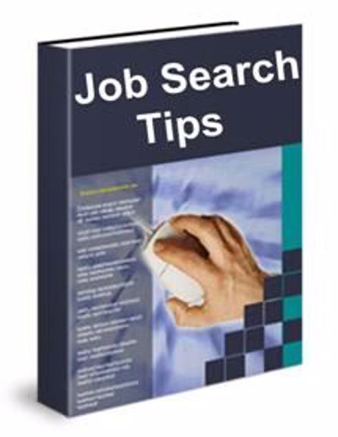 Picture of Job Search.