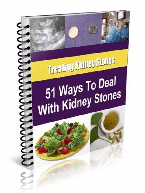 Picture of 51 Ways To Deal With Kidney Stones
