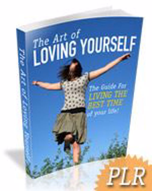 Picture of The Art Of Loving Yourself