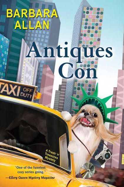 Picture of Antiques Con