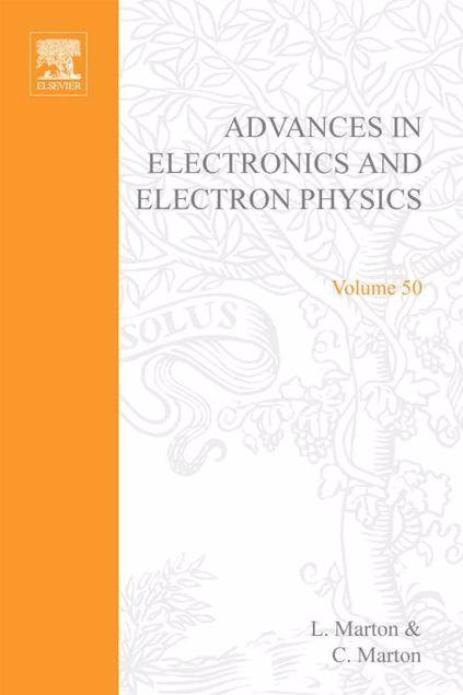 Picture of ADV ELECTRONICS ELECTRON PHYSICS V50