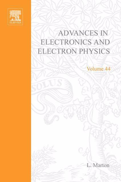 Picture of ADV ELECTRONICS ELECTRON PHYSICS V44