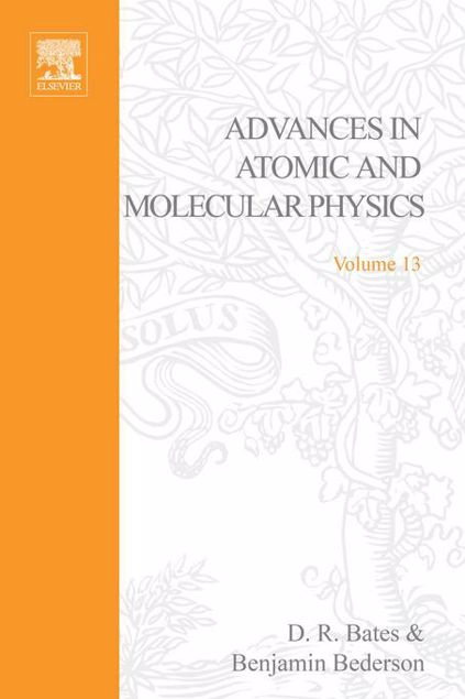 Picture of ADV IN ATOMIC & MOLECULAR PHYSICS V13
