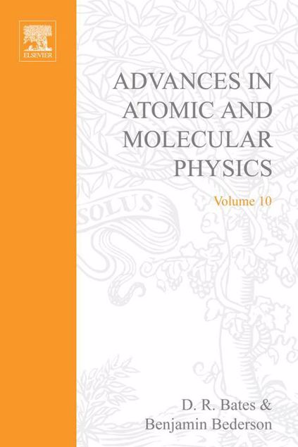 Picture of ADV IN ATOMIC & MOLECULAR PHYSICS V10