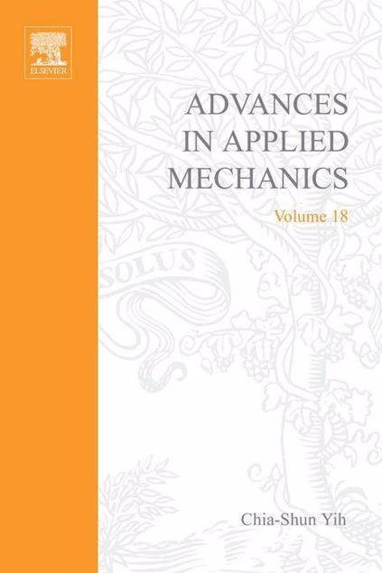 Picture of ADVANCES IN APPLIED MECHANICS VOLUME 18