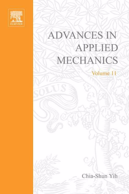 Picture of ADVANCES IN APPLIED MECHANICS VOLUME 11