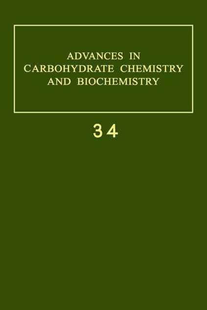 Picture of ADV IN CARBOHYDRATE CHEM & BIOCHEM VOL34