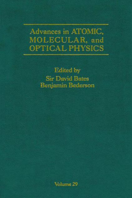 Picture of ADV IN ATOMIC & MOLEC PHYS V29