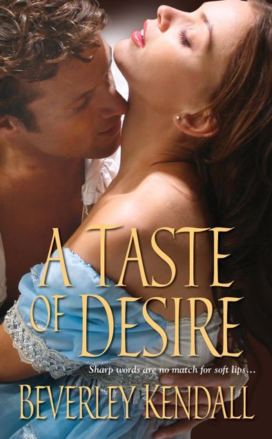 Picture of A Taste of Desire