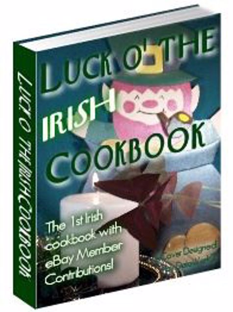 Picture of Luck O' The Irish CookBook