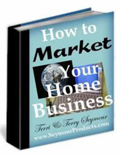 Picture of How To Market Your Home Business