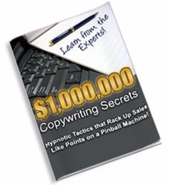 Picture of 1 Million Copywriting Secrets