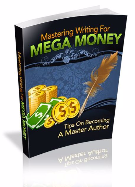 Picture of Mastering Writing For Mega Money